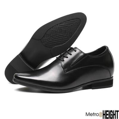 รองเท้ารับปริญญาชายเสริมส้น