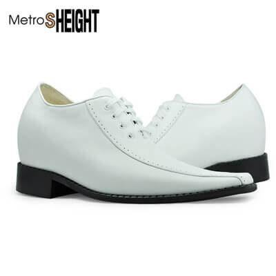 รองเท้าเสริมส้นชาย 8 cm